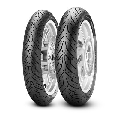 80/80-14 43S TL Angel Scooter Pirelli (Front) REINF