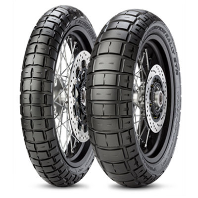 Pirelli Scorpion Rally STR 110/80 R19 59V