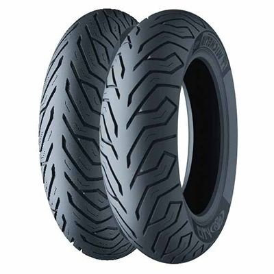 130/70-13 M/C 63P REINF CITY GRIP TL MICHELIN