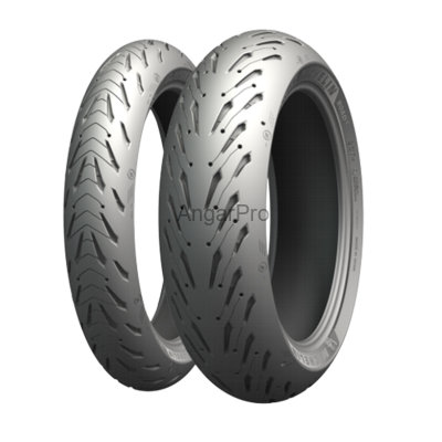 120/70-17 M/C (58W) Pilot Road 5 MICHELIN F TL