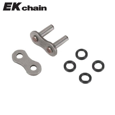 Замок цепи заклепка EK chains 530 MVXZ-MLJ NICKEL