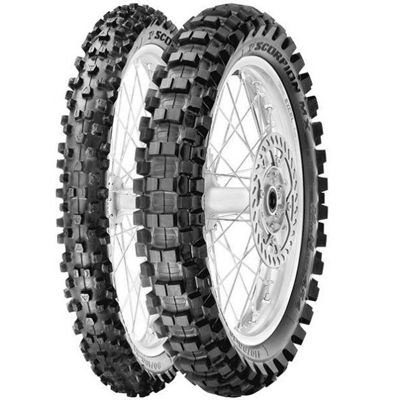 Pirelli Scorpion MX Mid Soft 32 110/85 R19