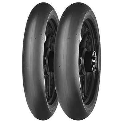 R6.5 90/65 Front/Rear SAVA Slick MRC Soft