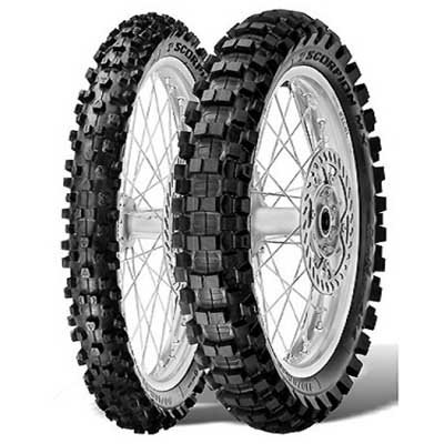 Pirelli Scorpion MX Mid Soft 32 90/100 R16 51M(32)
