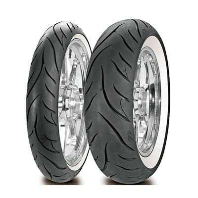 180/70R16 WhiteWall 77V AV72 Avon Cobra